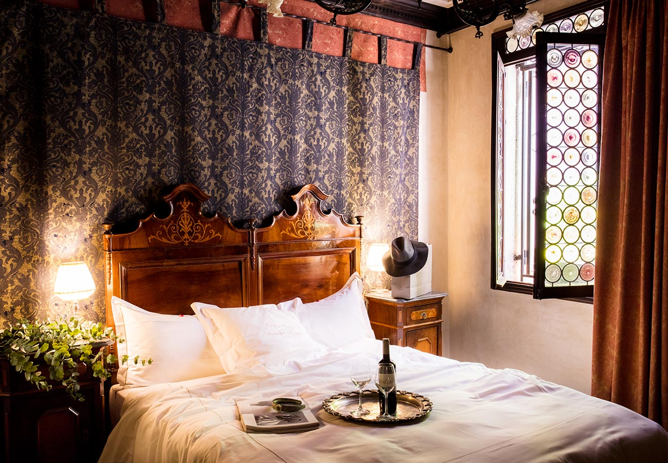 Rooms Novecento Boutique Hotel